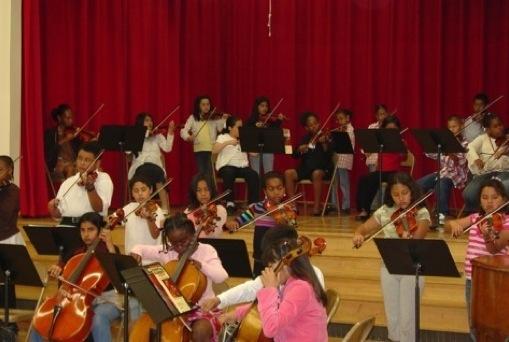 Музыкальная школа США
