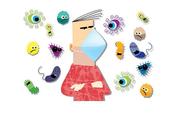 Слабый иммунитет у ребенка