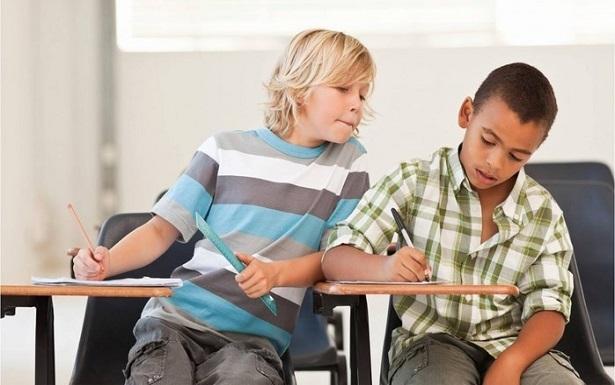 Списывание в школе