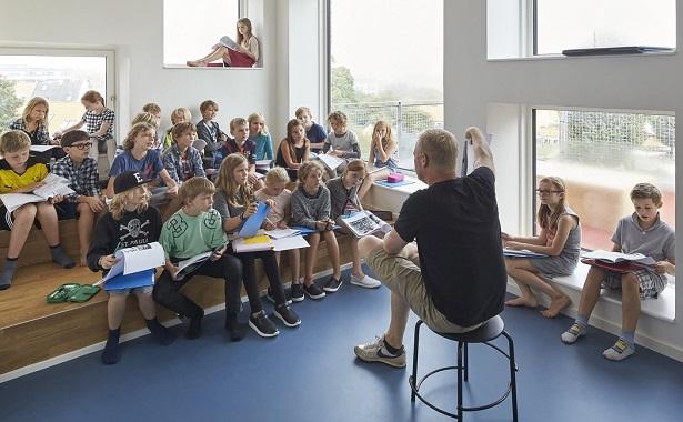 Уроки датской школы