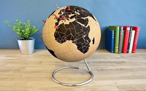 Школьный глобус
