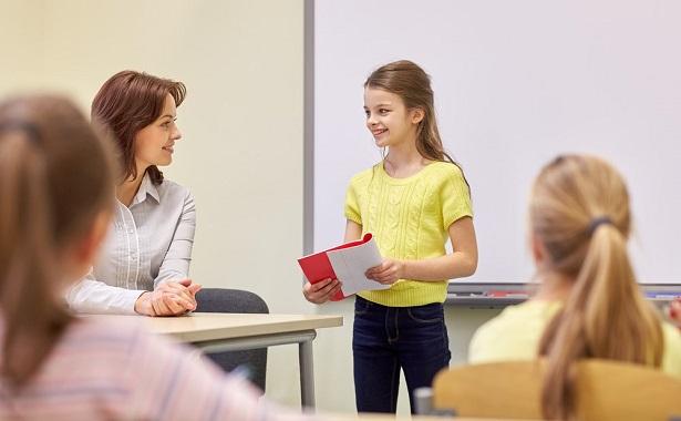 Тренировка для школьника оратора