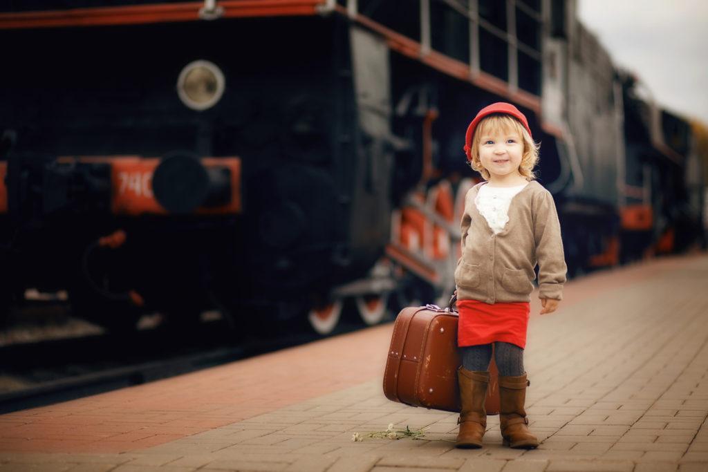 Дети путешественников
