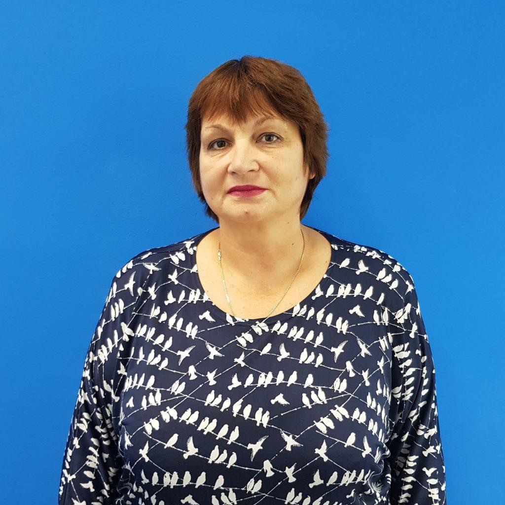 Захарова Галина Ильинична