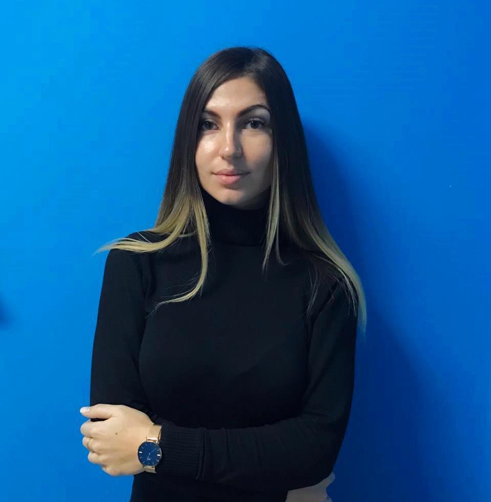 Тевосян Карина Атомовна