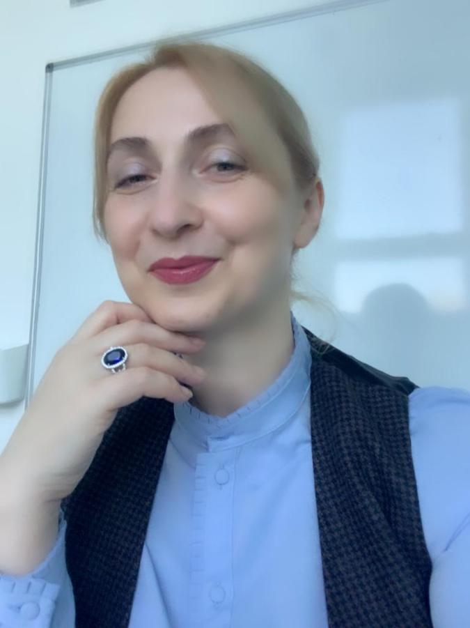 Товсултанова Патимат Хасмановна
