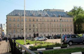 Частная школа на Тургеневской