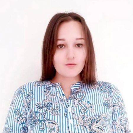 Толкина Виктория Михайловна
