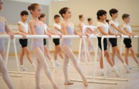 Английская школа естественных наук - балет
