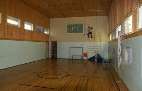 Современное образование - спортзал