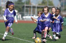Частная школа ESS - футбол